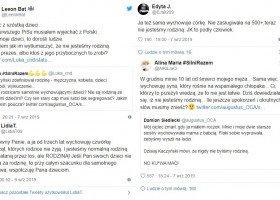Kto nie jest rodziną według Kaczyńskiego? Twitter odpowiada