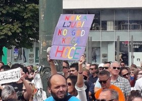 Pierwszy w historii Pride w stolicy Bośni i Hercegowiny