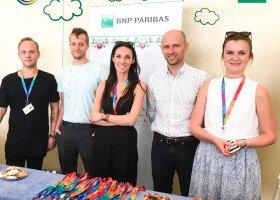 BNP Paribas Securities Services wspiera osoby LGBT!