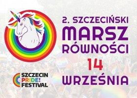 W sobotę II Marsz Równości w Szczecinie