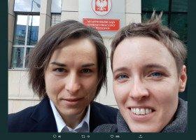 WSA odmówił Agacie Kowalskiej i Emilii Barabasz transkrypcji aktu małżeństwa
