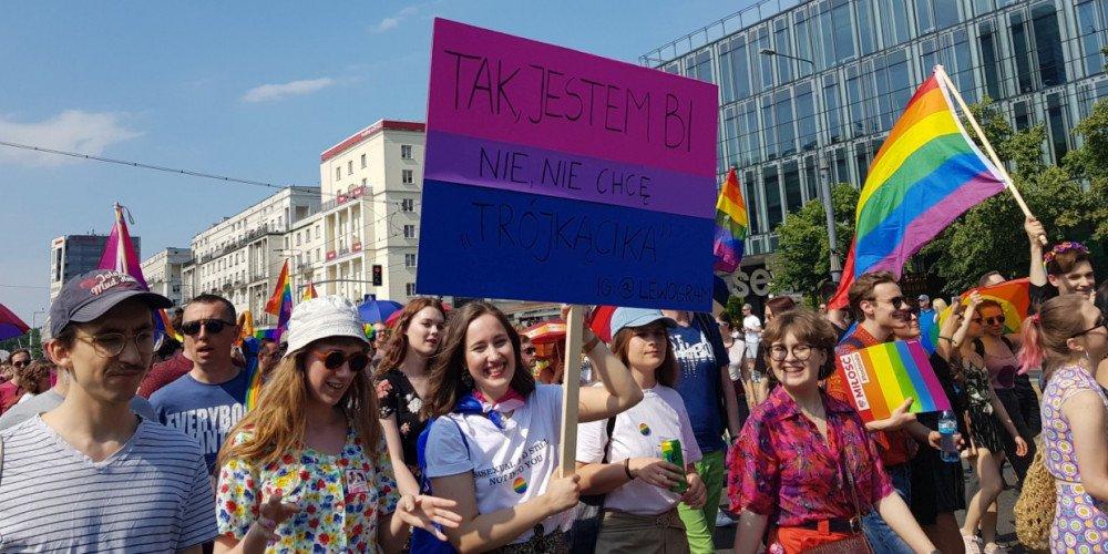 Obalamy mity na temat biseksualności