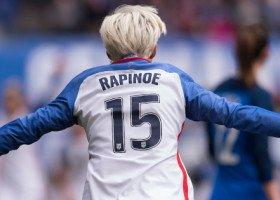 Megan Rapinoe uzyskała tytuł Piłkarki Roku FIFA 2019