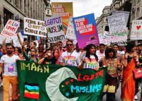 Muzułmanie i muzułmanki LGBTQ zorganizują swój pierwszy Pride w Londynie