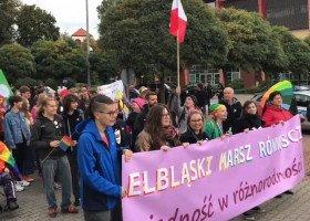 Za nami I Elbląski Marsz Równości