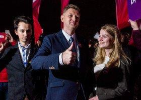 Debata przedwyborcza w TVP. Rozenek: Lewica przewiduje adopcje dzieci przez pary jednopłciowe