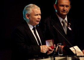 """Kaczyński: PiS to """"Polska plus"""", opozycja i LGBT to """"Polska minus"""""""