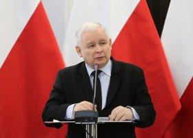 Kaczyński: musimy wygrać jeśli chcemy mieć normalne związki, a nie dwóch tatusiów czy dwie mamusie