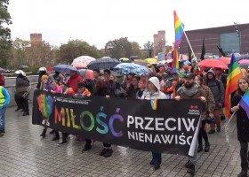 Około 8000 osób na Wrocławskim Marszu Równości