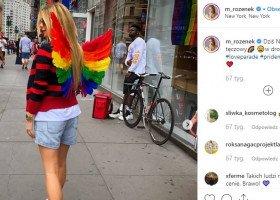 Rozenek: dostawałam pogróżki za wspieranie osób LGBT