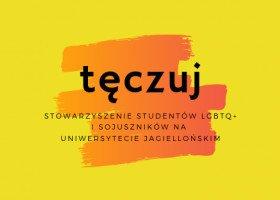 TęczUJ - pierwsze stowarzyszenie studentów i studentek LGBTQ+ na Uniwersytecie Jagiellońskim