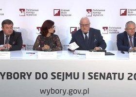 PiS z większością w Sejmie, opozycja z większością w Senacie