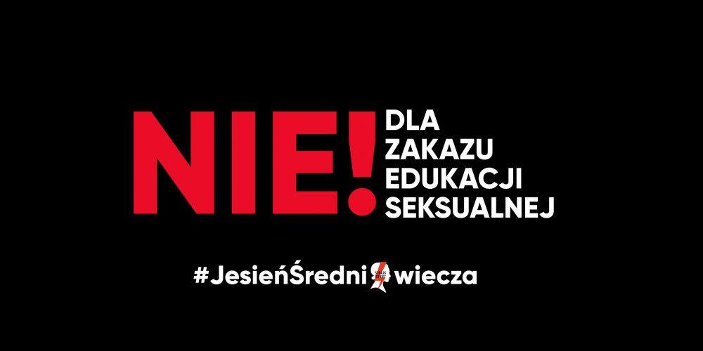 Sejm dziś głosuje nad ustawą o zakazie edukacji seksualnej, w całej Polsce protesty