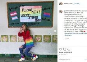 Jak polska młodzież obchodzi Tęczowy Piątek?