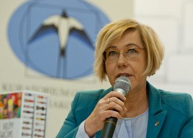 Barbara Nowak o RPO: dla niego nieistotne jest prawo w Polsce, tylko afirmacja środowisk LGBT