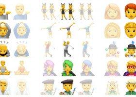 Technologiczny gigant przedstawia nowe, niebinarne emoji