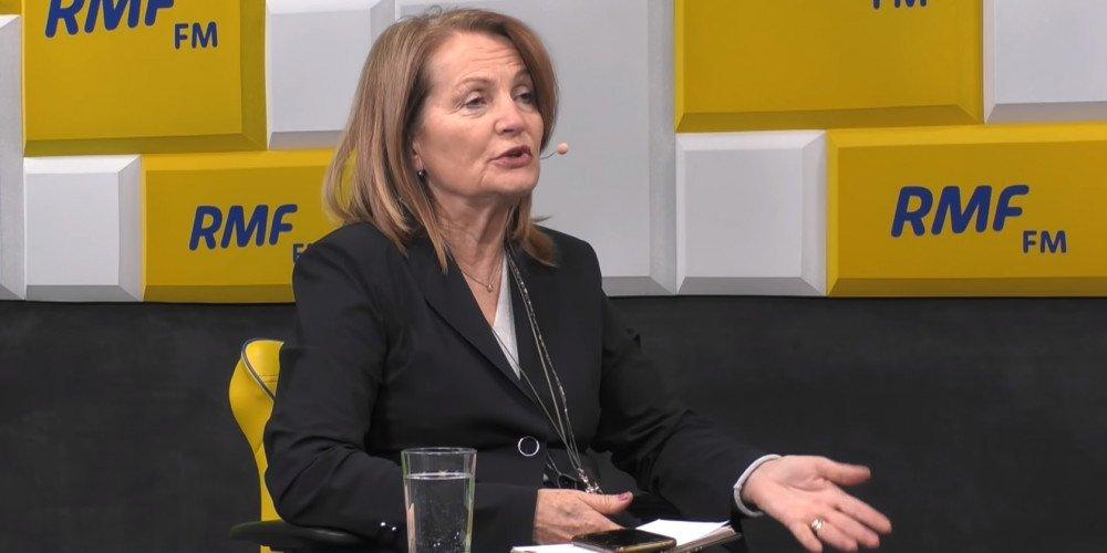 E. Chojna-Duch: ustawę o związkach partnerskich będę oceniać zgodnie z moimi poglądami