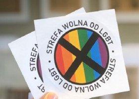 """Polska ze strefami """"no-go"""" dla osób LGBT? Takie informacje podaje Wikipedia"""