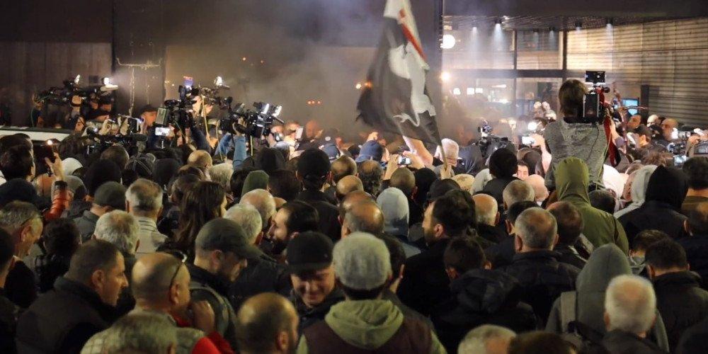 Protesty w Gruzji związane z premierą filmu o tematyce LGBTQ