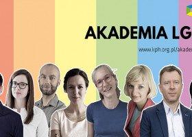 Akademia LGBTI - weź udział w bezpłatnych webinariach Kampanii Przeciw Homofobii