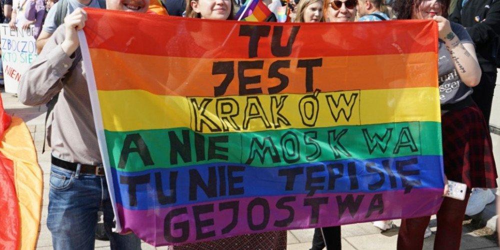 Czy w Radiu Kraków pojawi się audycja będąca głosem osób LGBTQI?