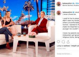 Ellen zaprosiła do programu parę kobiet, bo rodzice jednej nie przyjdą na ich ślub