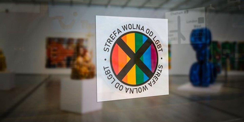 """Krakowska restauracja strefą """"wolną od LGBT"""""""