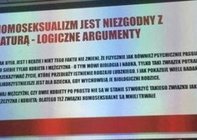 Wykładowczyni Śląskiego Uniwersytetu Medycznego zwolniona za homofobiczny wykład
