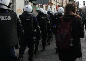 Postawiono zarzuty parze, która przyniosła bombę na Marsz Równości w Lublinie