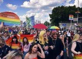 Marsz Równości w Zielonej Górze pod patronatem prezydenta!