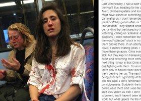 Londyn: nastoletni sprawcy homofobicznego pobicia unikają więzienia