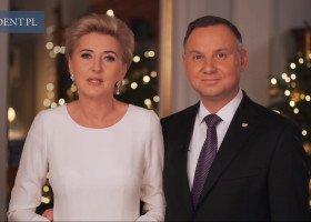 """""""Antyżyczenia"""" Kuby i Dawida popularniejsze od życzeń pary prezydenckiej"""