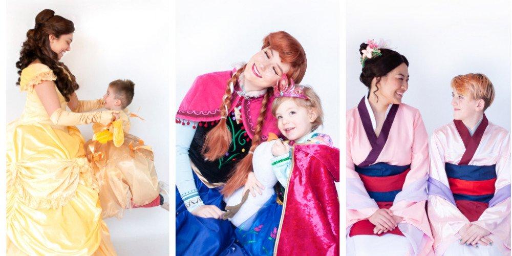 Czy mali chłopcy mogą być księżniczkami Disneya?