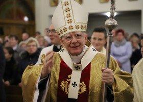 Krakowscy jezuici nie wiedzieli, że Jędraszewski chce mówić o LGBT w ich kościele
