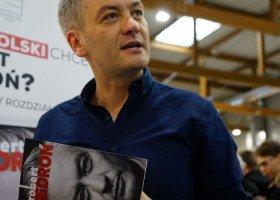 Jednogłośne poparcie dla kandydatury Biedronia na konwencji SLD