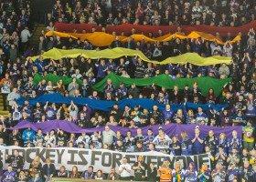 Brytyjska liga hokejowa wspiera osoby LGBT+