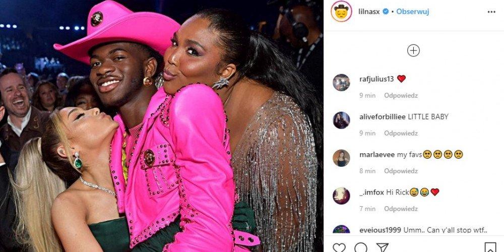 Nagrody Grammy rozdane: Billie Eilish króluje, Lil Nas X i Lizzo ze statuetkami