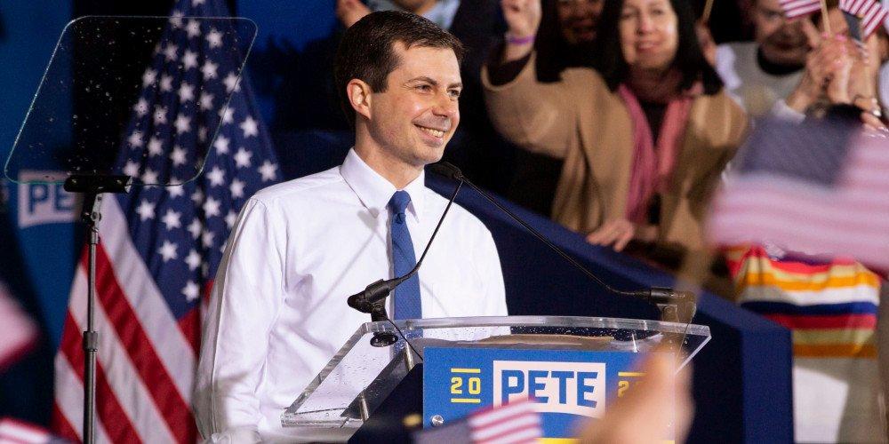 Ujawniony Pete Buttigieg wygrywa prawybory Demokratów w Iowa