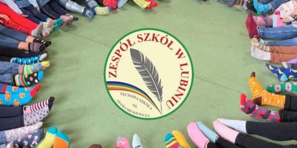 Komu przeszkadza tęcza w logo szkoły?