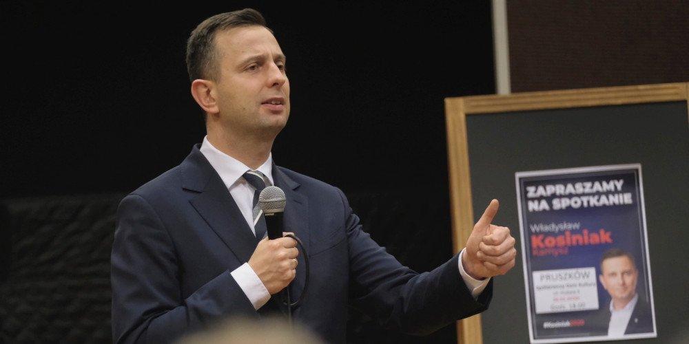 Kosiniak-Kamysz: w sprawie związków partnerskich potrzeba referendum
