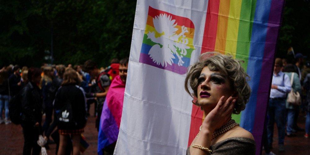 Organizatorzy i organizatorki Marszów Równości przeciwko dyskryminacji