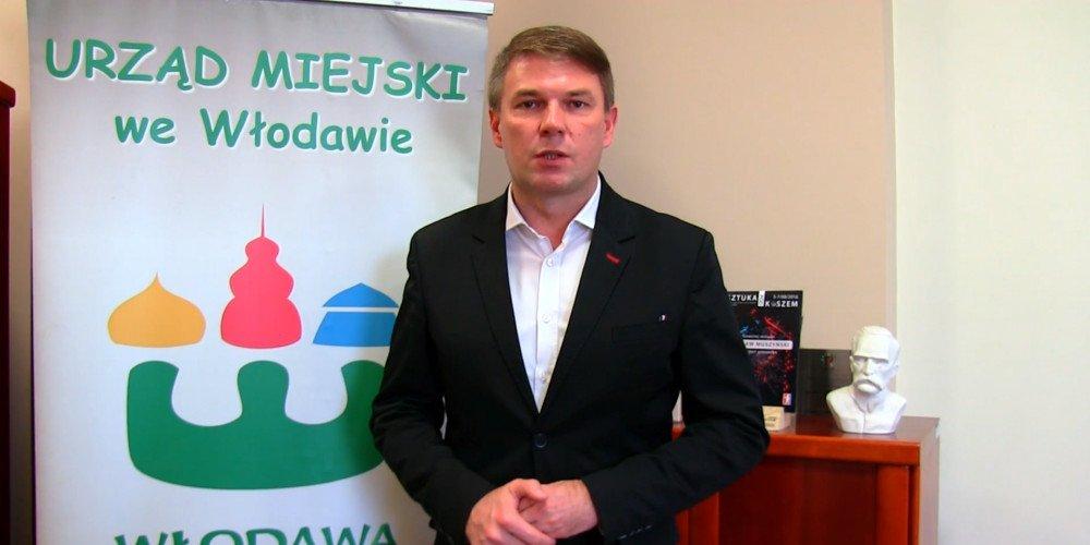 Burmistrz Włodawy chce współpracy z francuskim miastem
