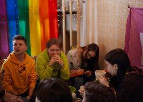 Odbyło się pierwsze oficjalne wydarzenie dla osób LGBTQ w Zamościu