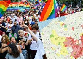 #BohaterskaTrójka: stoimy murem za twórcami Atlasu Nienawiści