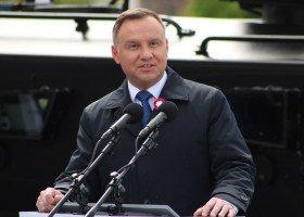 Duda: dopóki będę prezydentem, związków partnerskich nie będzie