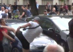 Więzienie za złamanie obojczyka nastolatkowi na Marszu Równości w Białymstoku
