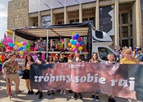 Data Marszu Równości w Krakowie przesunięta
