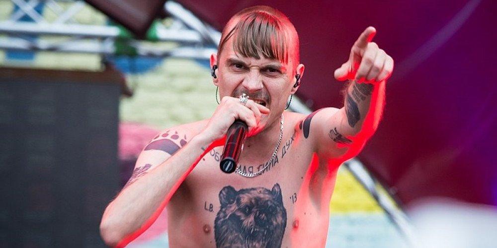 """Homofobiczne """"żarty"""" frontmana zespołu reprezentującego Rosję na Eurowizji"""