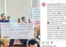 Poznań: wojewoda unieważnia Kartę Równości Kobiet i Mężczyzn w Życiu Lokalnym