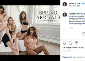 Pierwsza kampania Victoria's Secret z transpłciową modelką